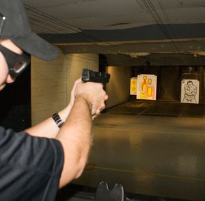 Shooter's Gallery | Don's Weaponry | North Little Rock