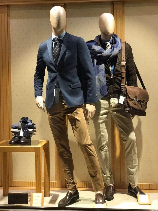 abbigliamento classico