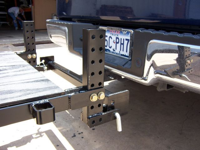 Swivelwheel Economical System Hitch Bar