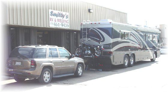 Cruiserlift RV Motorcycle Lift System