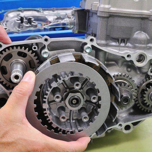 MOT clutch repairs