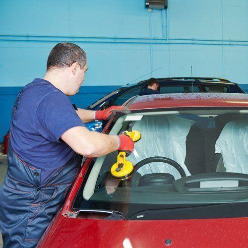 windscreen cleaning