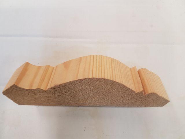 Stair trim mouldings