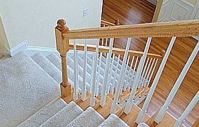 Image result for standard staircase