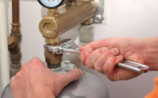 commercial hot water after boiler repair in Cincinnati, OH