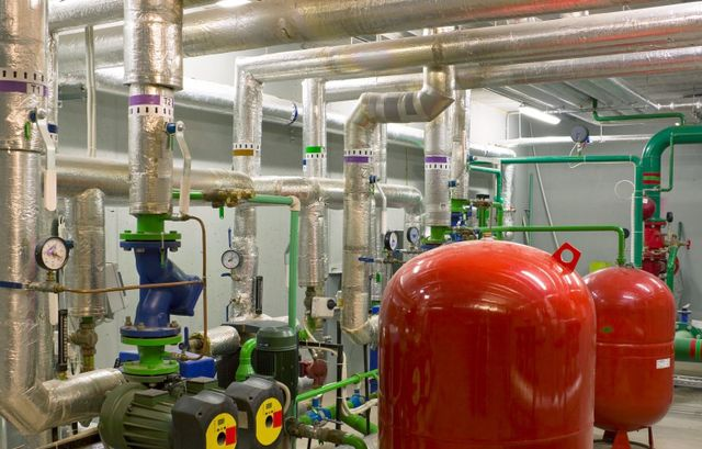 commercial boiler repair in Cincinnati, OH