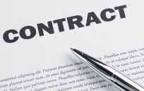 A legal support contract in Lonoke, AR