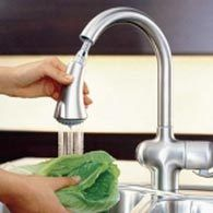 Pull Out Kitchen Faucets A Modern Home Trend In The Woodlands And Kingwood Remodels