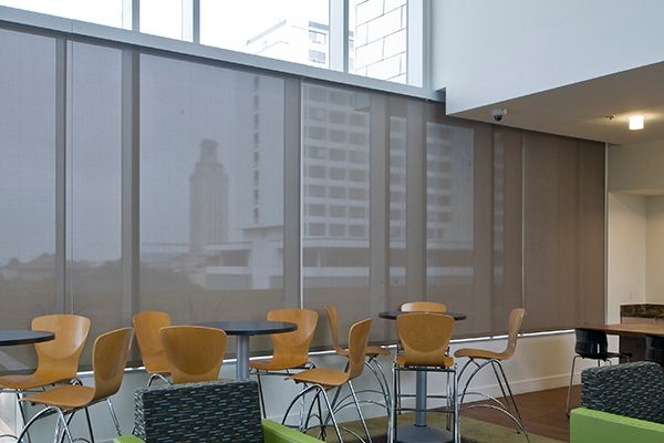 Commercial Contractor Window Treatments In Houston Tx