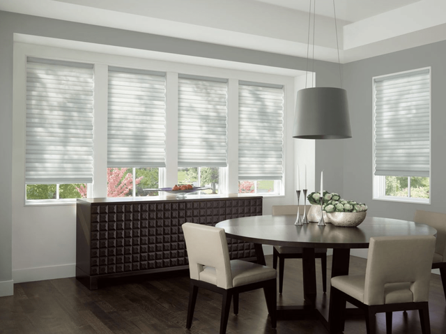 Why Roman Shades are Perfect for Home Dining Rooms in ...