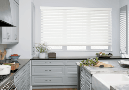 Custom Horizontal Window Blinds Near Houston Tx