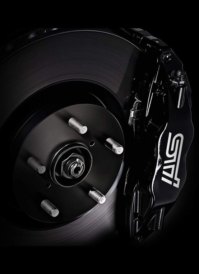 Subaru-brake