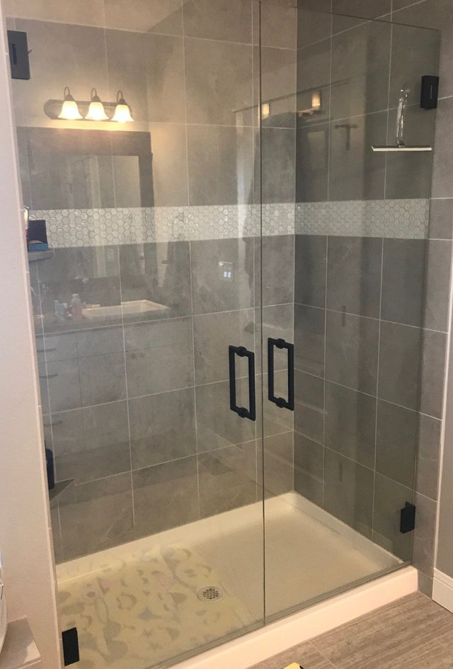 Glass Shower Doors Beaverton Or A 1 Glass Amp Mirror