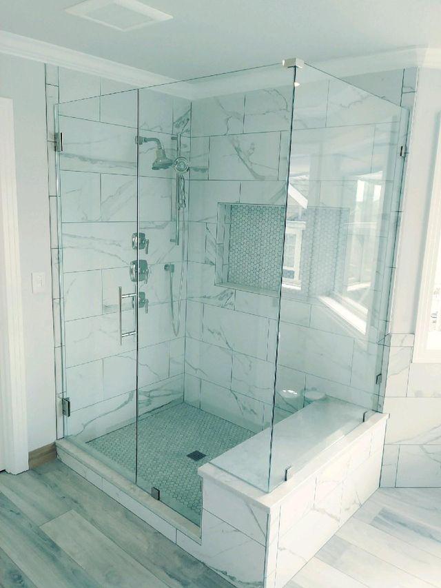Glass Shower Doors Beaverton Or A 1 Glass Amp Mirror