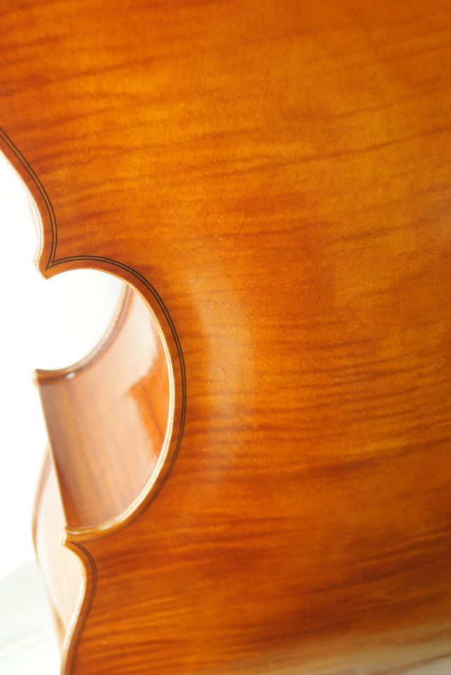 Handmade contemporary English Cello