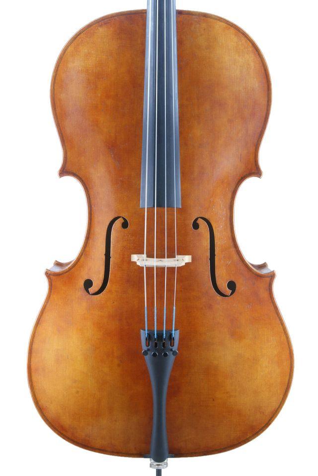Handmade English Cello modelled on Pietro Rogeri