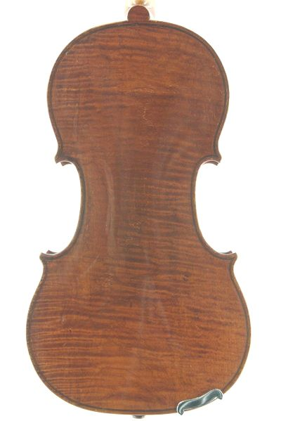 Edward Gaut Violin back
