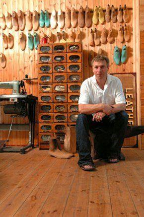 Luxury footwear - London - Merrifield's -  Mr. Merrifield