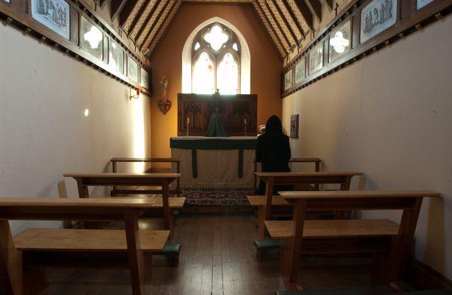 Contemplative Prayer | Benedictine Monks