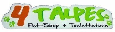 4 TALPES PET SHOP-logo