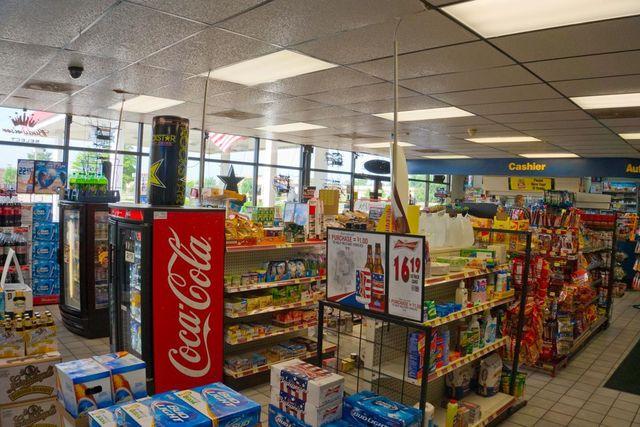 convenience store maumelle