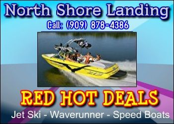 Boat Rental Discounts at NORTH SHORE LANDING