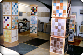 tiles - Cheddar - tile showroom limited - showroom