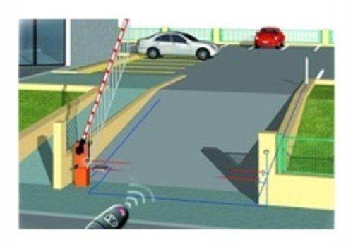 barriera automatica stradali