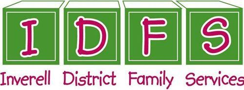 Inverell District Family Services logo