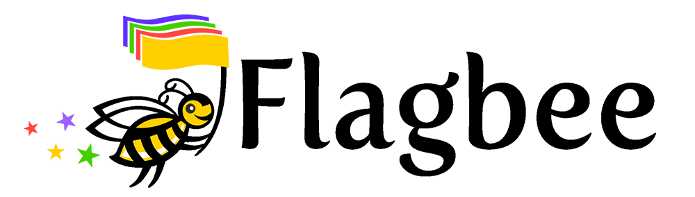 Flagbee Logo - Classroom Management System