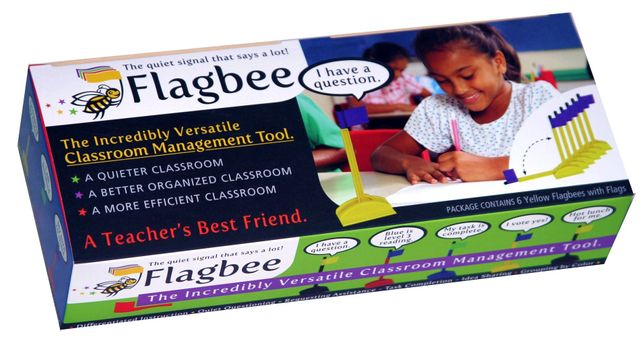 Flagbee Classroom Management Plan Box