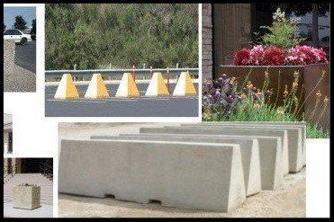 Bollards And Planters