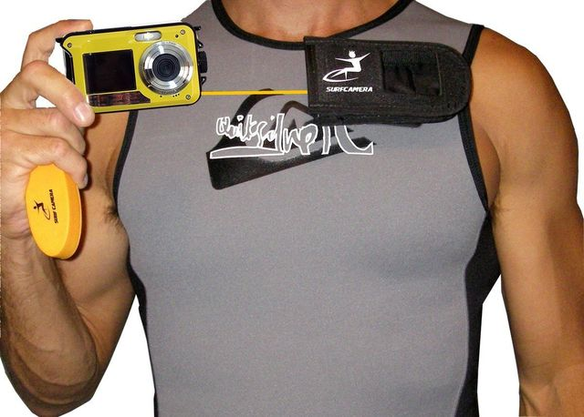Chest Mounted Waterproof Camera
