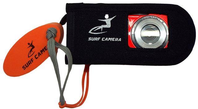 Surf Camera displayed in case