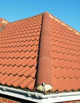 Property maintenance - Worcester, Worcestershire - A. J. Fleming - Roofing