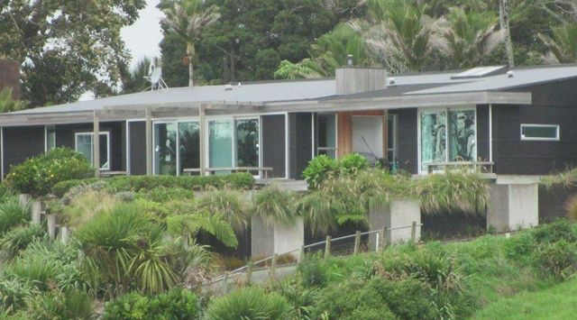 Home enhanced by our roofing services in Taranaki