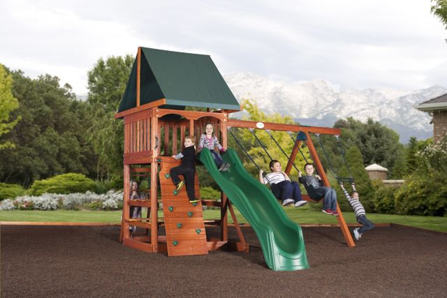 Expedition series playset