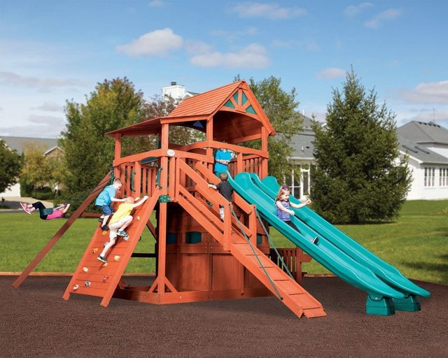 Treehouse series playset