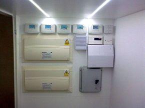 wall mounted fuseboards