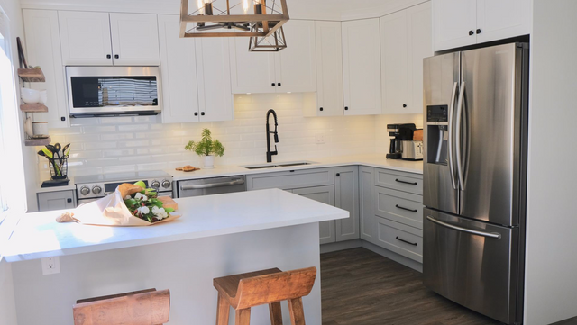 Kitchen Remodel Tips For A Manufactured Home