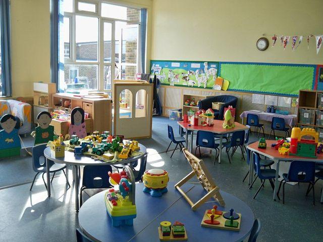 Tadpoles classroom