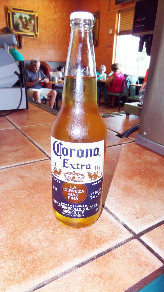 Ice cold corona