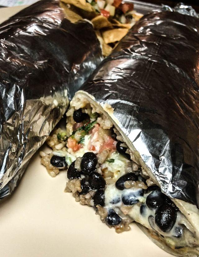 Burrito specials