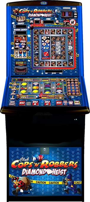 fruit machine for hire