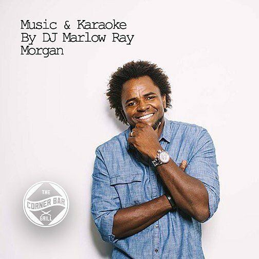DJ Marlow Ray Morgan