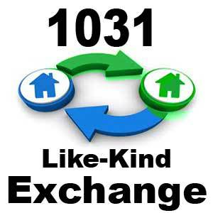1030 Like-Kind Exchange Image