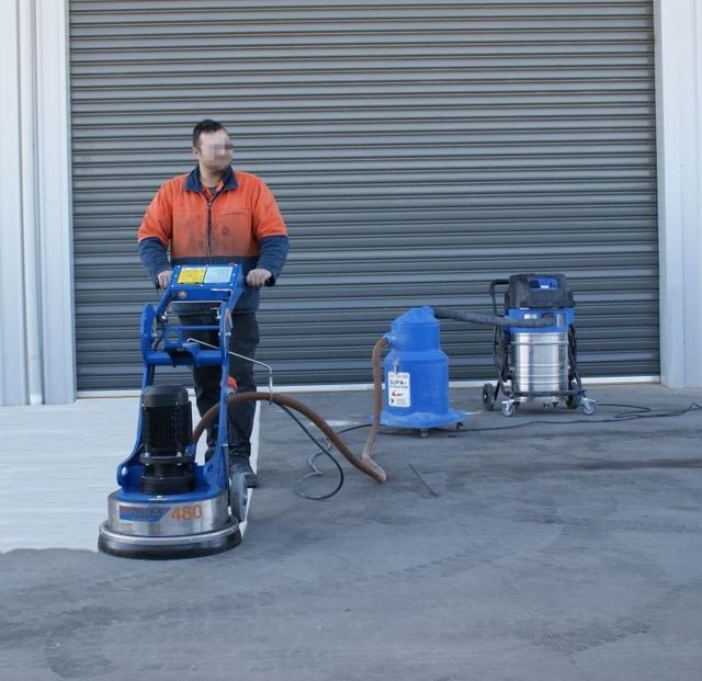 DIY Equipment Hire | Concrete Grinders for Hire in Gold Coast