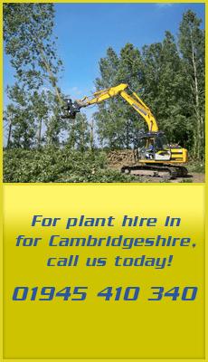 Demolition services,  - Gorefield, Wisbeck, Cambridgeshire - David Humphrey & Son - feature image 1