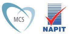 MCS NAPIT logos