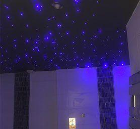 stars-like ceiling